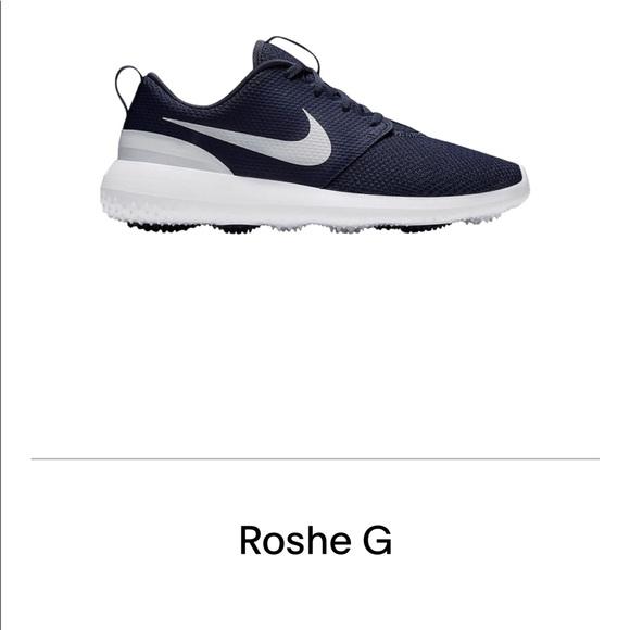 Nike Shoes New Men Roshe G Spikeless Golf Poshmark